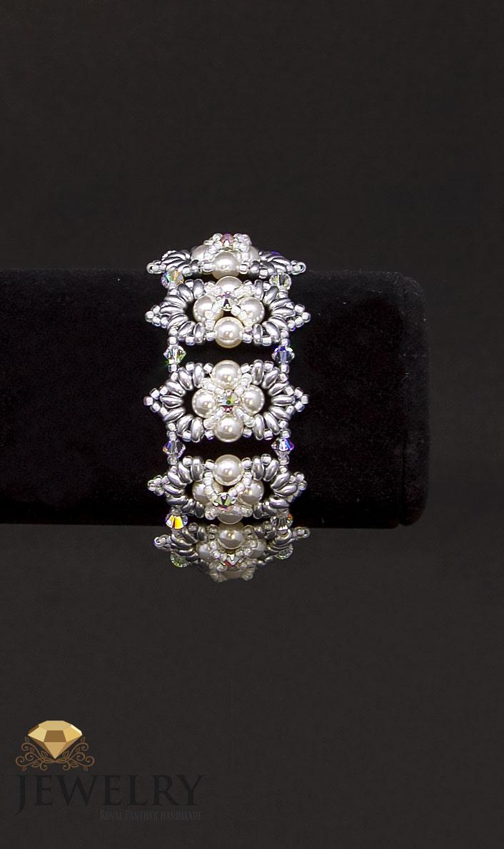 beaded bracelets earrings