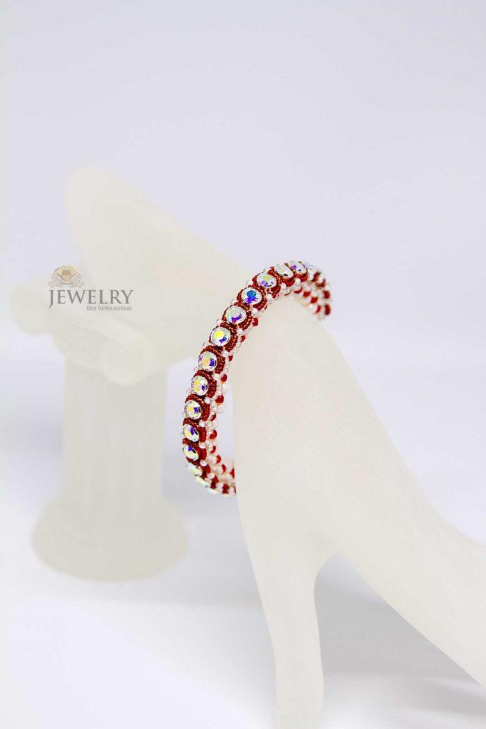 bracelet-with-Swarovski