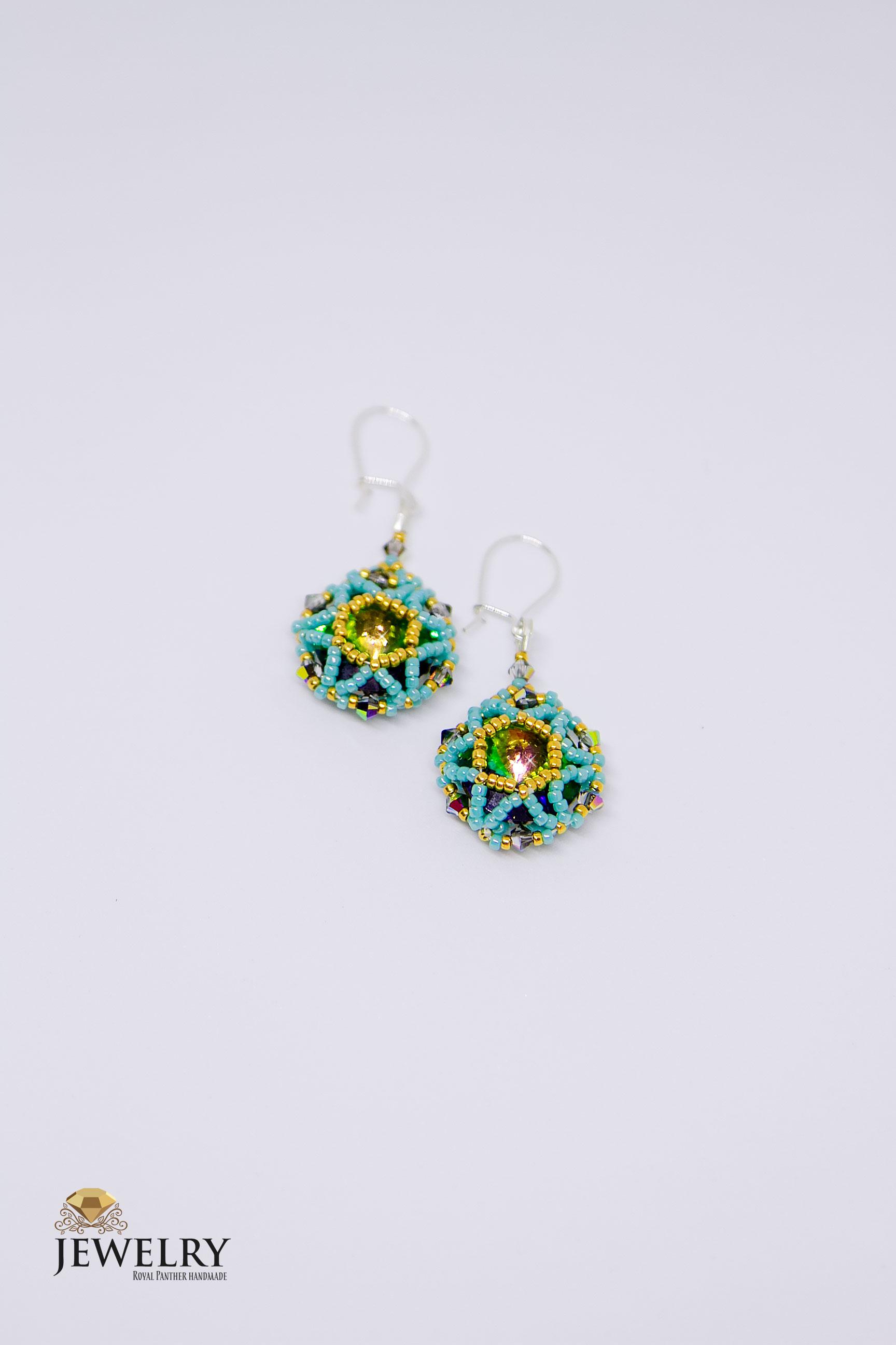 handmade earrings Australia