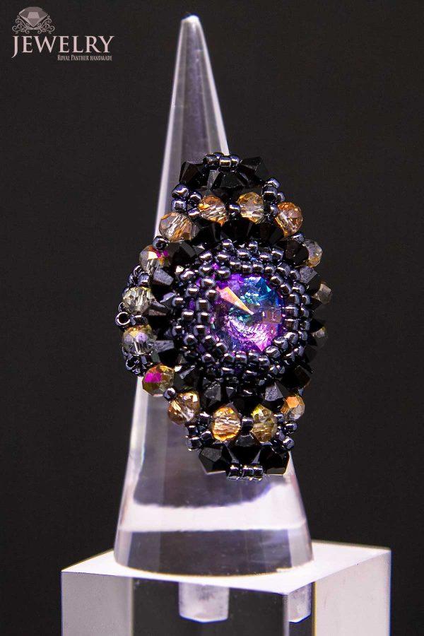 crystal rings online